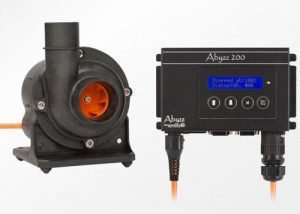 Abyzz A200 10M 3,750GPH Controllable DC Pump