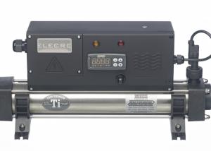 Aqua Logic Titanium Inline Heater 220V