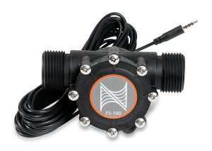 Neptune Systems 1″ Flow Sensor with Unions